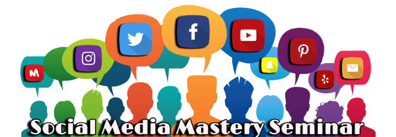 Social Media Mastery Seminar, a Digital Training Miami Workshop Event.